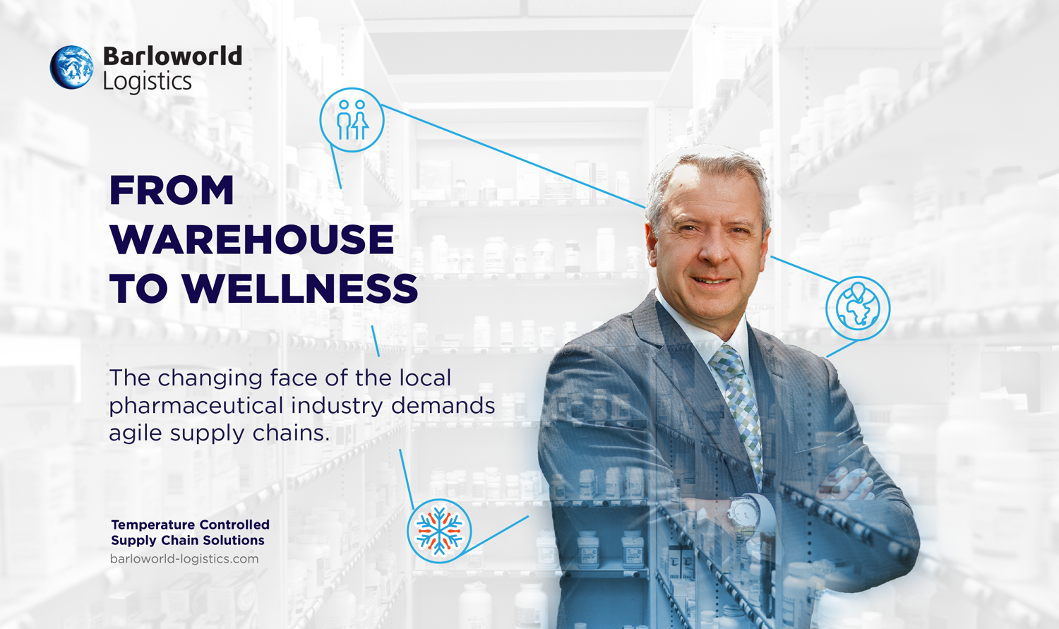 From warehouse to wellness