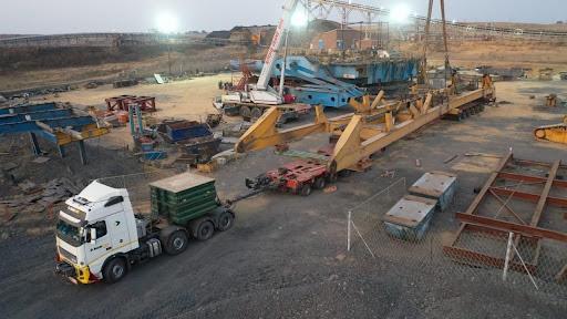 No project is too big for Barloworld Logistics