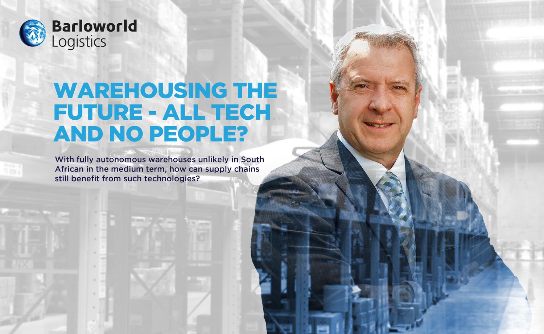 Warehousing the future