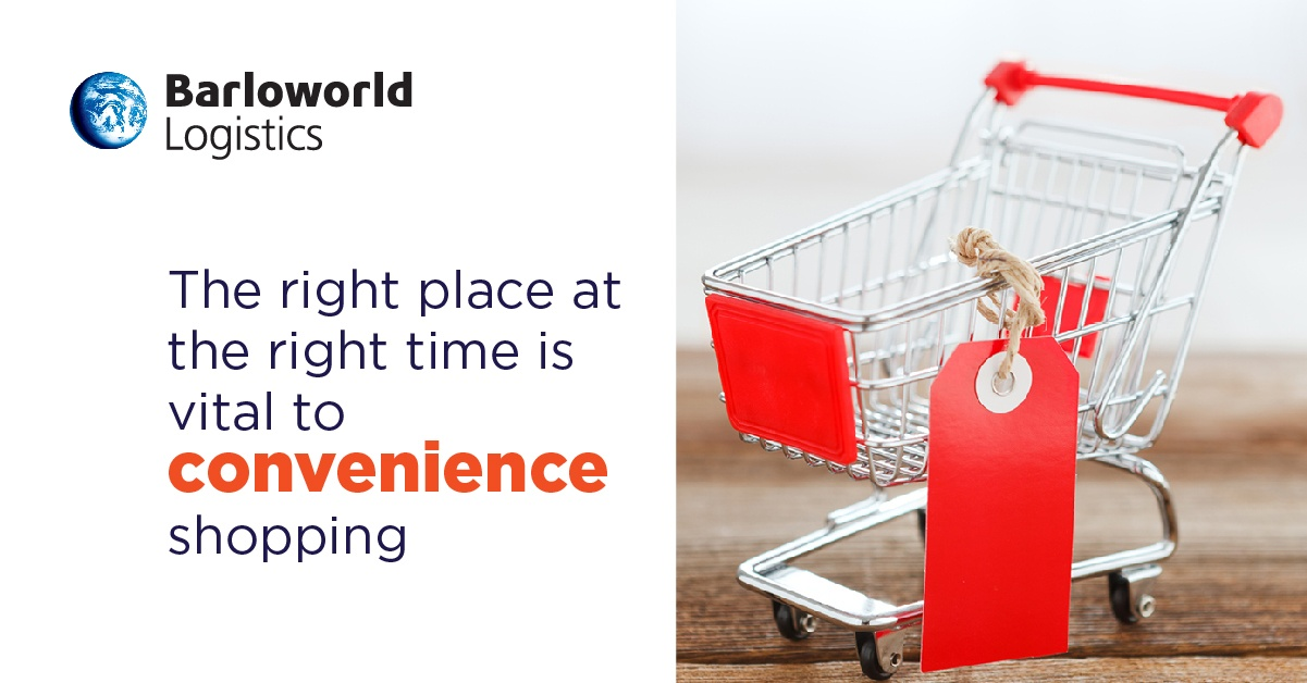 Why Smart Supply Chains will Shape Convenience Shopping