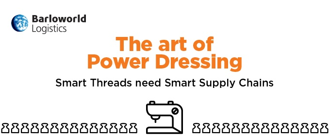 Smart threads need smart supply chains