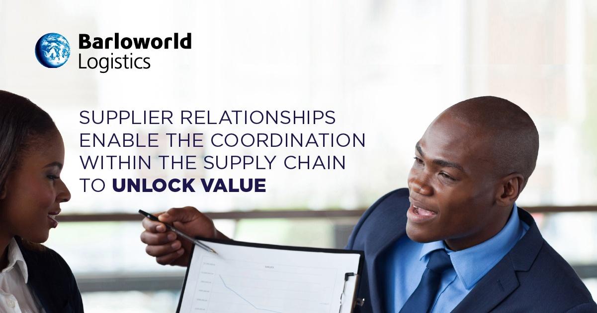 supplier relationships