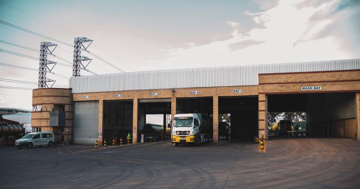 Barloworld Logistics Industrial Projects