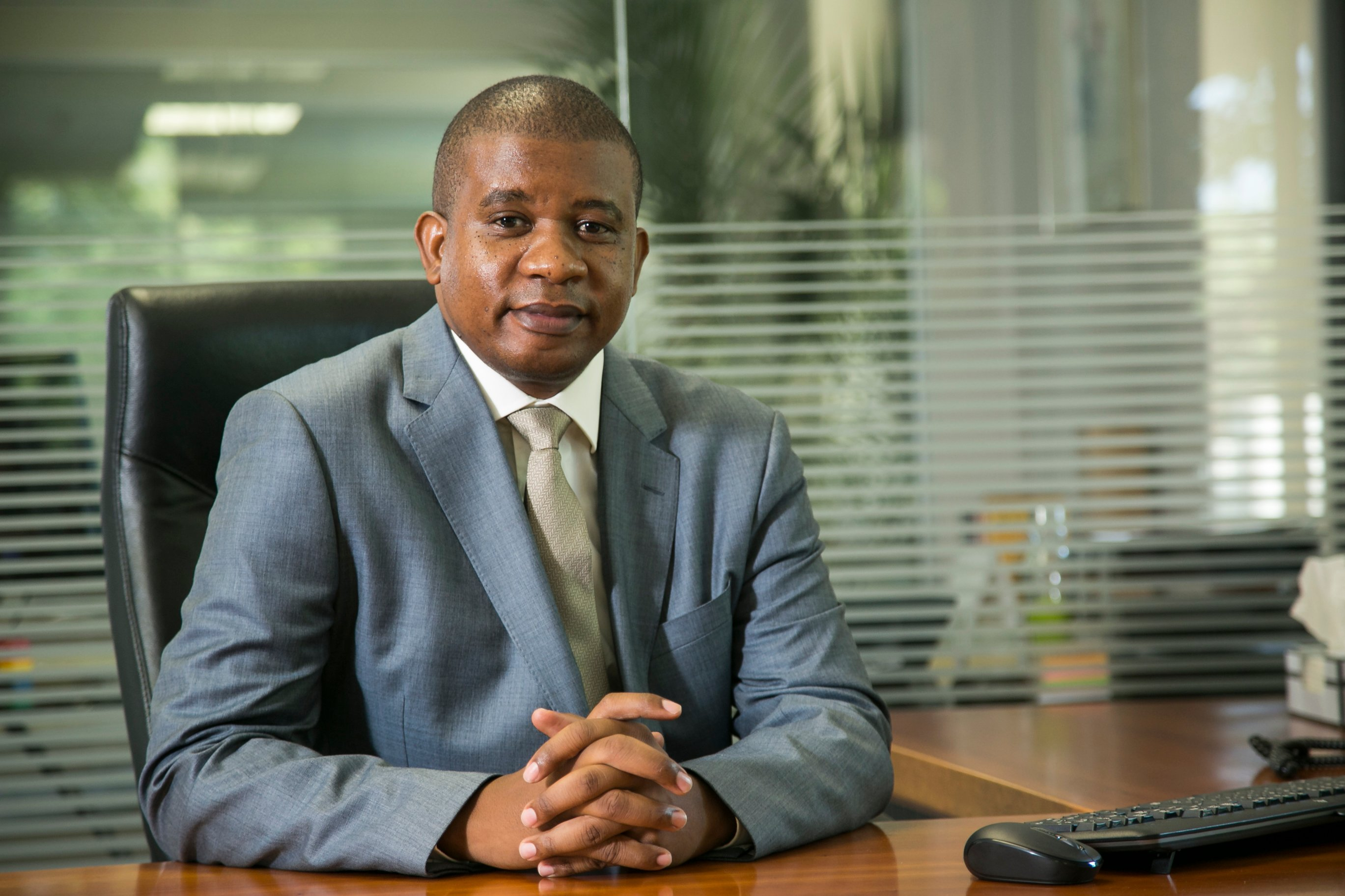 Kamogelo Mmutlana Chief Executive Officer  Barloworld Automotive and Logistics